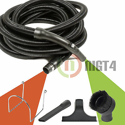 BEAM CENTRAL VACUUM Crushproof 50 Ft Hose Garage Vac Kit