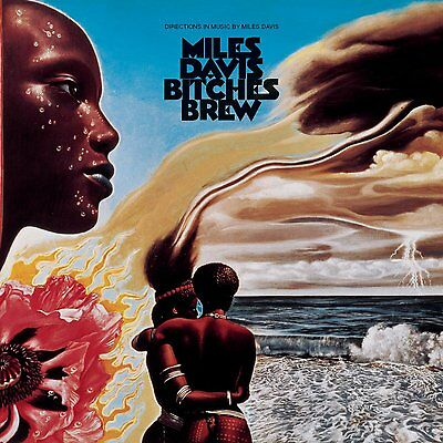 MILES DAVIS Bitches Brew LP Vinyl NEW