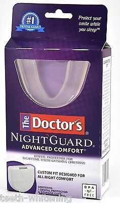 The Doctor's Advanced Comfort Night Guard for Bruxism & Teeth Grinding Bruxism
