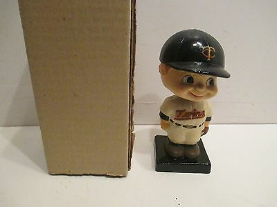Twins Bobblehead Very Good Conditio With Box