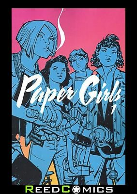 PAPER GIRLS VOLUME 1 METAMORPH GRAPHIC NOVEL New Paperback Collects Issues #1-6
