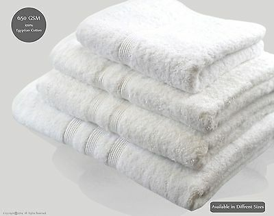 """"""" Lifestyle Face Towels 100% Egyptian Cotton 650gsm Hotel Collection """""""