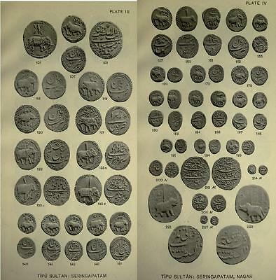 Largest Library Of India Coins 331 E-Books Massive Collection On Dvd