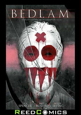 BEDLAM VOLUME 1 GRAPHIC NOVEL Nick Spencer New Paperback Collects Issues #1-6