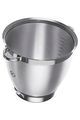 NEW Kenwood AW20011018 Stainless Steel Bowl Attachment for Chef Sense XL Range