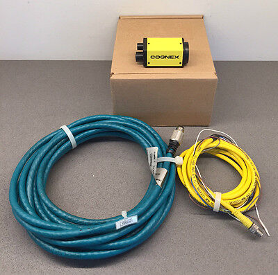 NEW Cognex ISM1400-00 In Sight Micro Vision Camera 1400-00 1400 + Cables