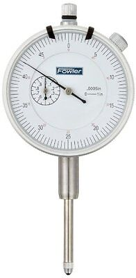 Fowler 52‑520‑129 White Dial Face AGD Indicator