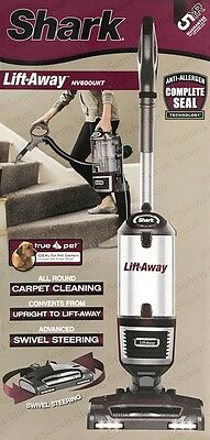 Shark NV680 Powered Lift-Away Speed Upright Vacuum Cleaner & Mobile Detail Tool