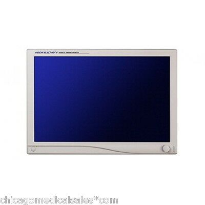 """STRYKER 26"""" Vision Elect Endoscopy HDTV WIDE MONITOR, NEW PROTECTIVE SCREEN"""