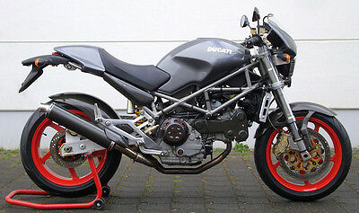 Manuale di Officina ducati monster s4 916 S4 FOGARTY/ 916 MY 2002