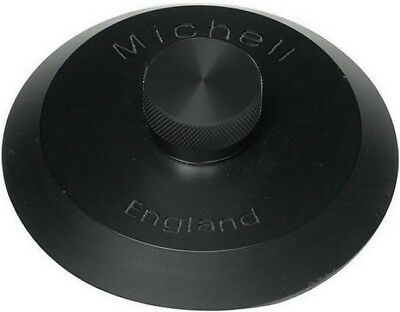 Michell Engineering Record Clamp for Michell Turntables-Black
