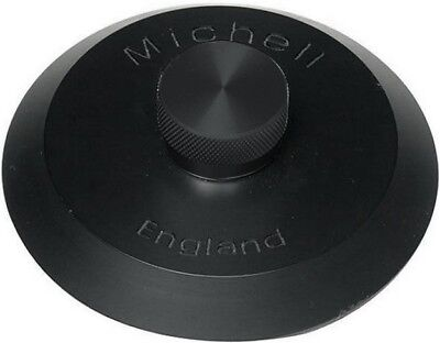 Michell Engineering Record Clamp for Michell Turntables - Black Vinyl Weight