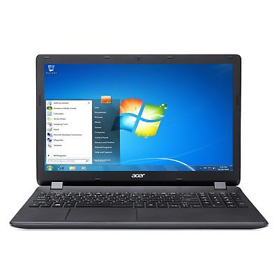 Notebook ACER 2519 Intel Quad Core 4x 2,56GHz - 250 GB SSD - 4GB - WINDOWS 7