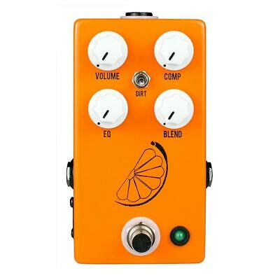 NEW! JHS Pedals Pulp 'N' Peel V4 Compressor & Preamp Pedal - Latest Version!