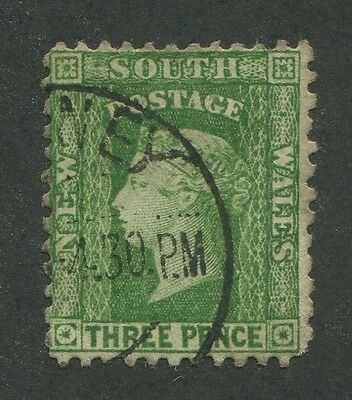 NEW SOUTH WALES #37a USED