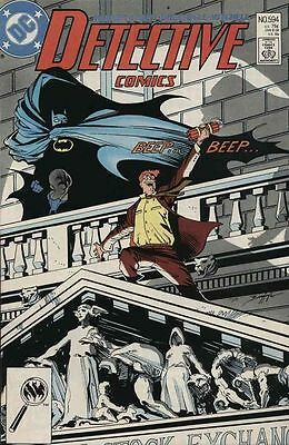 DETECTIVE COMICS #600 NEAR MINT 1989 UNREAD COPY #R-1322