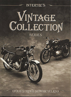Clymer Vintage Collection Four-Strokemanual
