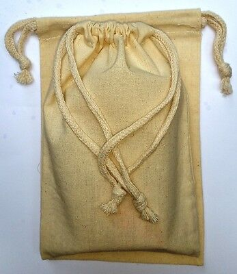 Tarot Pouch Bag Cotton Drawstring