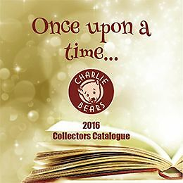 New **COLLECTABLE CHARLIE BEARS 2016 ONCE UPON A TIME CATALOGUE**