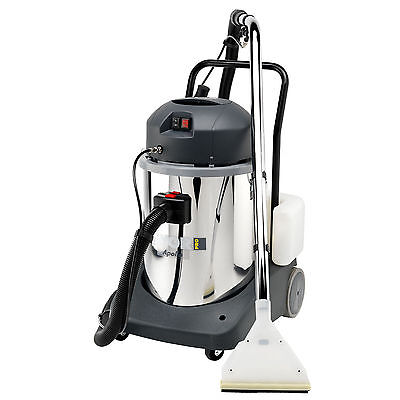 New Lavor Apollo Professional Carpet Cleaner Valet Machine Stainless Steel