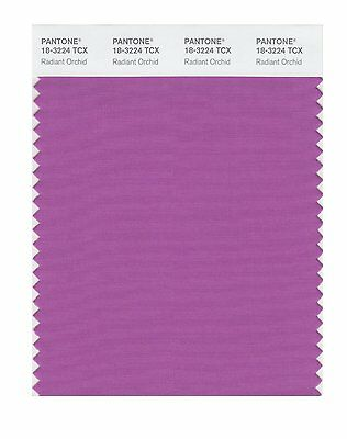 Pantone Smart Swatch 18-3224 Radiant Orchid