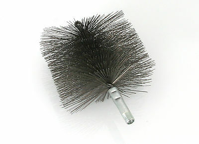 "Furnace Cleaning Brush Rectangular 3"" x 6"""
