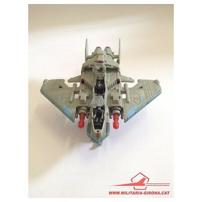 Starship Troopers Action Fleet Tac Fighter W/ Spring-Fired Missiles Galoob 1996