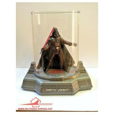Darth Vader Red Star Wars Titanium Series Ultra Poseable Diecast Figure Hasbro05
