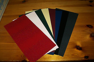 9 Sheets Beautiful Relief Paper Snake Print 26X13 Cm New