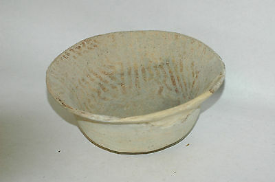 Pre-historic Hohokam Sacaton Red On White Bowl Arizona 800-1400AD NAA 102
