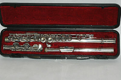 Yamaha YFL-31 Sterling Silver Flute with Case