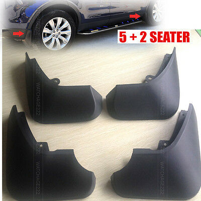 Fit For Land Rover Discovery Sport 7 Seater Mudguards Mud Flaps Splash Guards