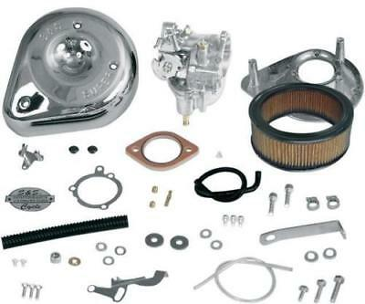 S S Cycle SS Cycle - 11-0418 - Super E Shorty Carburetor Kit 49-8602 1002-0002