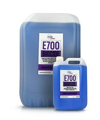 E700 Biocide - Mould Cleaner Remover Powerful Super Concentrate - Add At 1%