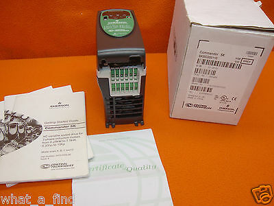Emerson commander SK  SKBD200110 AC Variable Speed Drive