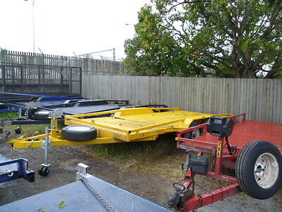 TRAILER BOX, 6X4FT UPTO CAR, PLANT, CAGED TRAILERS BRISABNE FROM $50per 24hrs