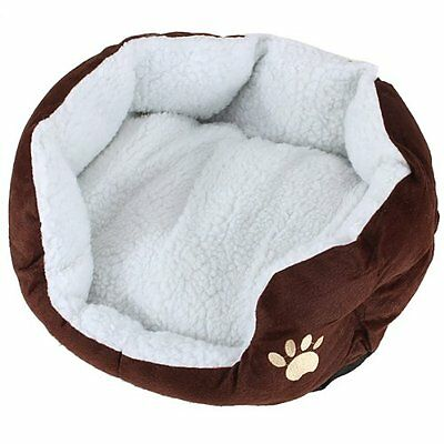 Sunny Cart Basket Niche removable cushion House Bed For Dog Cat Pet Size S 46*42