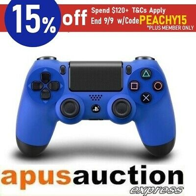 Genuine Sony PS4 Dualshock 4 Wireless Controller For Playstation 4 Blue Official
