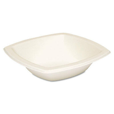Bare Eco-Forward Dinnerware, 12oz Bowl, Ivory, 125/Pack