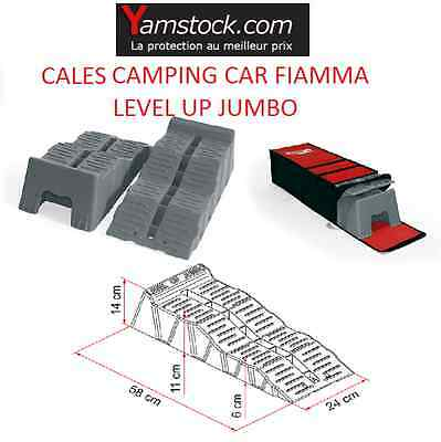 Cales camping car FIAMMA LEVEL UP JUMBO