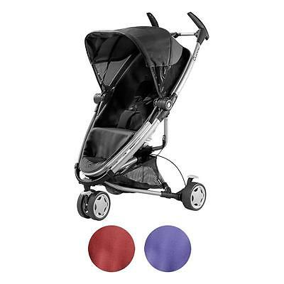 Quinny Buggy Zapp Xtra Buggy inkl. Sonnenschirmclip Farbwahl NEU