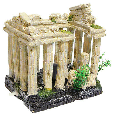 Air Bubble Ancient Columns Aquarium Fish Tank Ornament Decoration