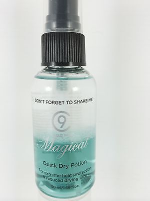 Cloud Nine Magical Quick Dry Potion 50Ml For Extream Heat Protection