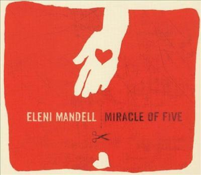 Eleni Mandell - Miracle Of Five New Cd