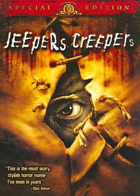 Jeepers Creepers New Region 1 Dvd