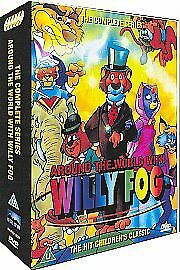 Willy Fog - Complete Collection New Region 2 Dvd