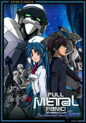 Full Metal Panic!: The Second Raid - The Complete Series New Region 1 Dvd