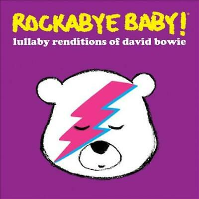 Various Artists - Rockabye Baby: Lullabye Renditions Of David Bowie New Cd