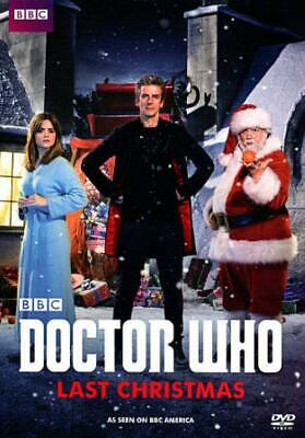 Doctor Who: Last Christmas New Region 1 Dvd