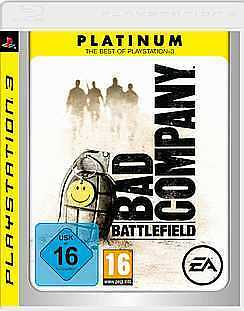 Playstation 3 BATTLEFIELD BAD COMPANY * Sehr guter Zustand